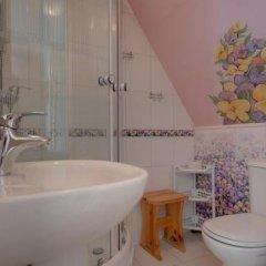 Отель Willa Cetynka Закопане ванная фото 2
