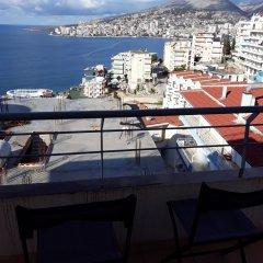 Hotel Erjoni Саранда балкон