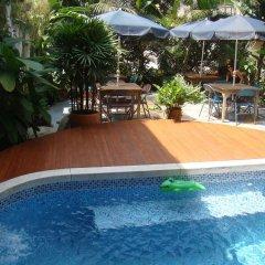 Отель Casa Hotel Jardin Azul Колумбия, Кали - отзывы, цены и фото номеров - забронировать отель Casa Hotel Jardin Azul онлайн бассейн фото 3