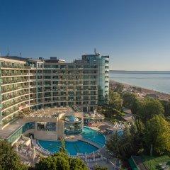Отель Marina Grand Beach Золотые пески вид на фасад