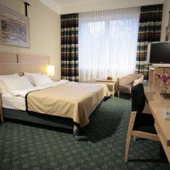 Гостиница Петр I 5* Стандартный номер с двуспальной кроватью фото 9