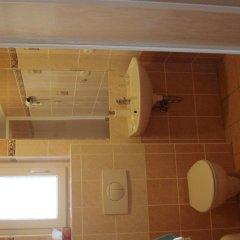 Отель Penzion Polarka Чехия, Лазне-Кинжварт - отзывы, цены и фото номеров - забронировать отель Penzion Polarka онлайн ванная