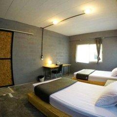 Bandai Hostel Бангкок комната для гостей фото 2