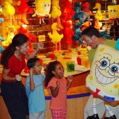 Circus Circus Hotel, Casino & Theme Park детские мероприятия