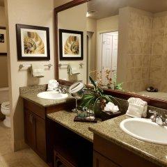 Отель Suites at the Tahiti Village США, Лас-Вегас - отзывы, цены и фото номеров - забронировать отель Suites at the Tahiti Village онлайн ванная фото 2