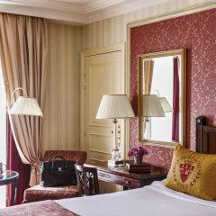 Отель Intercontinental Paris-Le Grand Париж удобства в номере