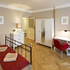 Отель Old Town - Templova Apartments Чехия, Прага - отзывы, цены и фото номеров - забронировать отель Old Town - Templova Apartments онлайн комната для гостей фото 4