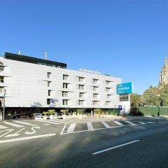 Отель Occidental Bilbao парковка