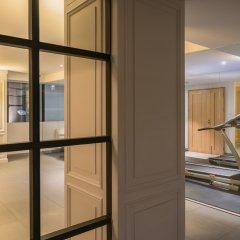 Thee Bangkok Hotel фитнесс-зал фото 4
