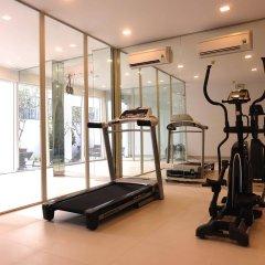 Отель Glenwood Suites фитнесс-зал