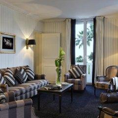 Отель Barriere Le Majestic Франция, Канны - 8 отзывов об отеле, цены и фото номеров - забронировать отель Barriere Le Majestic онлайн интерьер отеля фото 3