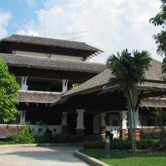 Отель The Golf Lodge Laem Chabang парковка