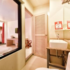 Отель Nida Rooms Patong Beach Bungalow ванная