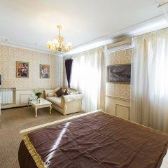 Гостиница Оселя комната для гостей фото 4