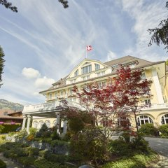 Отель Le Grand Bellevue фото 6