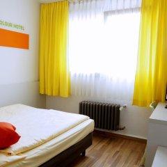 Colour Hotel комната для гостей фото 5