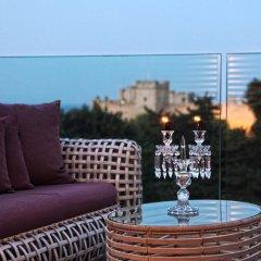 Отель Rodos Park Suites & Spa балкон