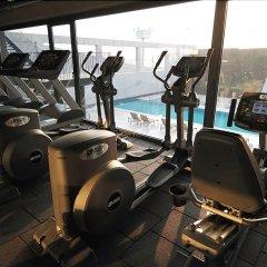 Workinn Hotel фитнесс-зал фото 3