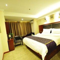 Отель GreenTree Inn ShanXi Xi'An Longshouyuan Metro Station Express Hotel Китай, Сиань - отзывы, цены и фото номеров - забронировать отель GreenTree Inn ShanXi Xi'An Longshouyuan Metro Station Express Hotel онлайн комната для гостей