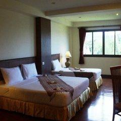 Отель Thai Ayodhya Villas & Spa Hotel Таиланд, Самуи - 1 отзыв об отеле, цены и фото номеров - забронировать отель Thai Ayodhya Villas & Spa Hotel онлайн комната для гостей фото 4