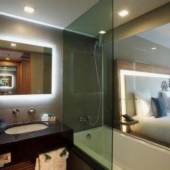 Отель Novotel Phuket Kamala Beach 4* Улучшенный номер с различными типами кроватей фото 4