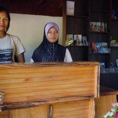 Отель Baan Pakgasri Hideaway Ланта интерьер отеля
