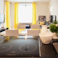 Отель Business Lux Apartment Польша, Варшава - отзывы, цены и фото номеров - забронировать отель Business Lux Apartment онлайн интерьер отеля фото 3