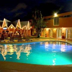 Hotel Maria del Carmen бассейн фото 2