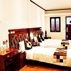 Hanoi Asia Guest House Hotel Ханой комната для гостей фото 3