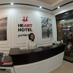 Heart Hotel гостиничный бар