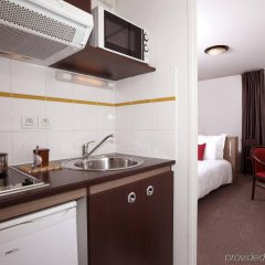 Отель Appart'City Paris Saint-Maurice в номере