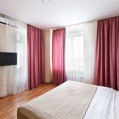 Гостиница Дом Апартаментов Тюмень комната для гостей фото 2