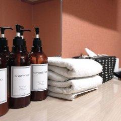 Отель The Simple House ванная