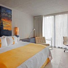 Отель Holiday Inn Tuxpan комната для гостей фото 3