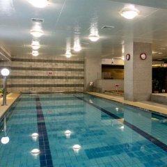 Pacific Hotel бассейн