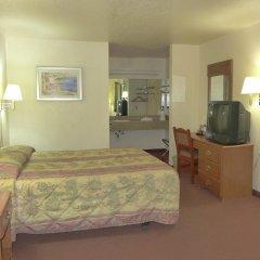 Отель Good Nite Inn Sylmar США, Лос-Анджелес - отзывы, цены и фото номеров - забронировать отель Good Nite Inn Sylmar онлайн комната для гостей фото 5