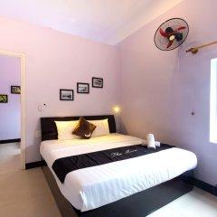 Отель The Moon Villa Hoi An сейф в номере