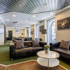 Отель Good Morning + Copenhagen Star Hotel Дания, Копенгаген - 6 отзывов об отеле, цены и фото номеров - забронировать отель Good Morning + Copenhagen Star Hotel онлайн интерьер отеля