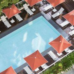 Отель Novotel Suites Nice Airport бассейн фото 4