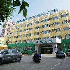 Xian Zhongan Inn Ximei Hotel парковка