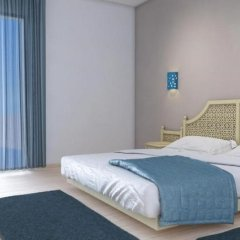 Отель Palais des Iles Тунис, Мидун - отзывы, цены и фото номеров - забронировать отель Palais des Iles онлайн комната для гостей фото 5