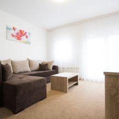 Отель Апарт-Отель Lala Luxury Suites Сербия, Белград - отзывы, цены и фото номеров - забронировать отель Апарт-Отель Lala Luxury Suites онлайн комната для гостей фото 2