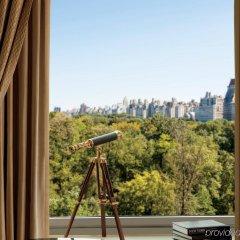 Отель The Ritz-Carlton New York, Central Park США, Нью-Йорк - отзывы, цены и фото номеров - забронировать отель The Ritz-Carlton New York, Central Park онлайн комната для гостей