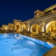 Отель Kayakapi Premium Caves - Cappadocia бассейн