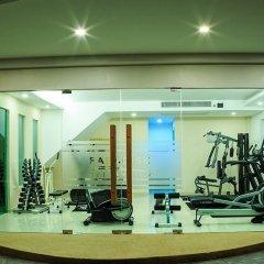 Отель Paradise Ocean View Бангламунг фитнесс-зал фото 4