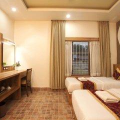 Отель Jungle Safari Lodge Непал, Саураха - отзывы, цены и фото номеров - забронировать отель Jungle Safari Lodge онлайн комната для гостей фото 2