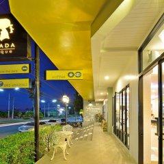 Отель Tairada Boutique Hotel Таиланд, Краби - отзывы, цены и фото номеров - забронировать отель Tairada Boutique Hotel онлайн фитнесс-зал