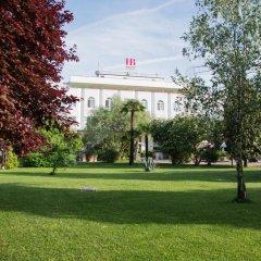 Отель Bellavista Terme Монтегротто-Терме спортивное сооружение