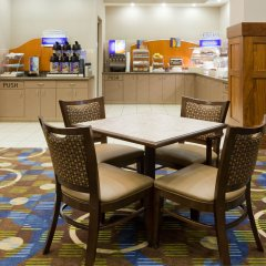 Holiday Inn Express Hotel and Suites Mankato East питание