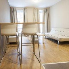 Отель Madou City Center Apartment Бельгия, Брюссель - отзывы, цены и фото номеров - забронировать отель Madou City Center Apartment онлайн комната для гостей